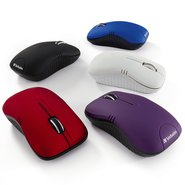 Mouse Óptico Inalámbrico para Notebooks - Serie de Commuter